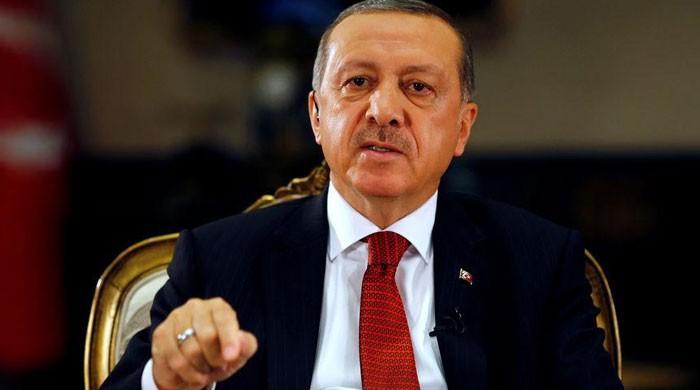 US recognition of Jerusalem a 'bomb' in the Mideast: Erdogan