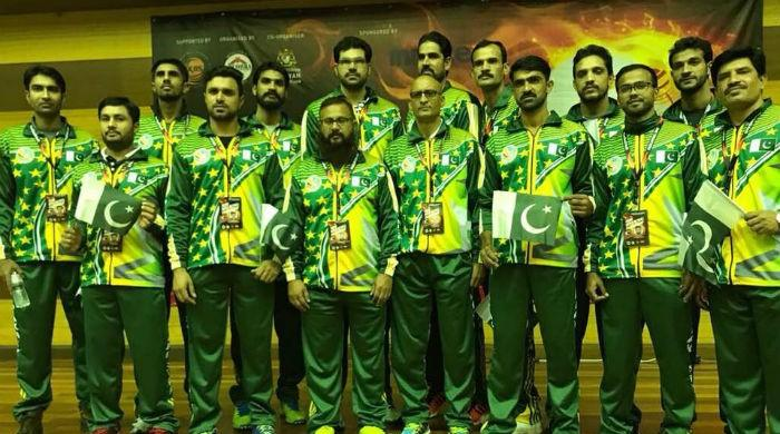 Pakistan, India to face off in Asian Men's Netball Championship final