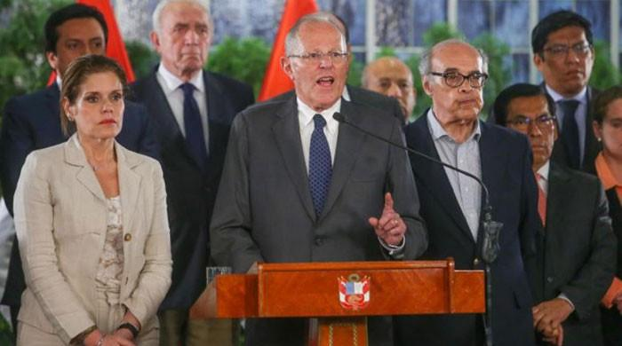 Peru's Congress prepares to oust President Kuczynski