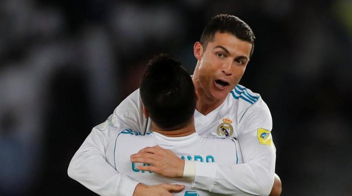 Real Madrid beat Gremio 1-0 to win FIFA Club World Cup
