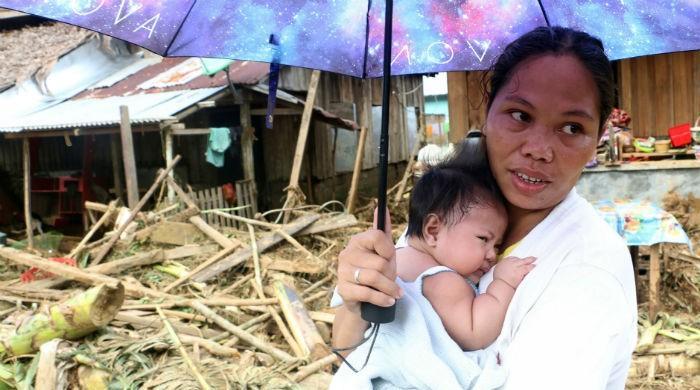 26 dead in landslides after Philippine storm: officials