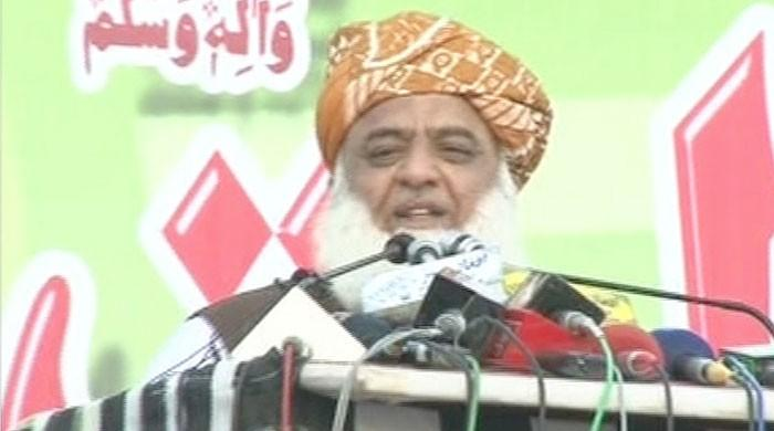 Some opportunists made FATA issue complicated: Fazl-ur Rehman