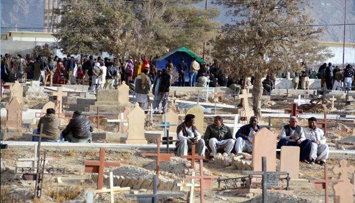 LEAs stave off terror bid in Balochistan following church attack