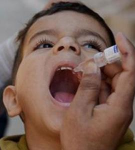 Three-day polio campaign starts in Balochistan today