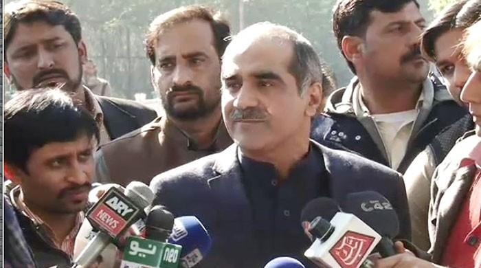 No differences with judiciary, but reserve right to voice concerns: Saad Rafique