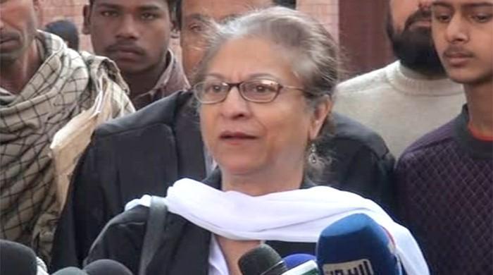 Judiciary should not have to justify its decisions: Asma Jahangir