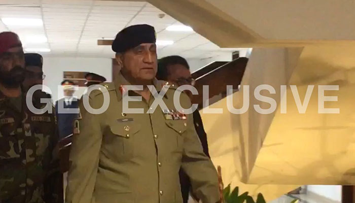 Senators hail COAS briefing as 'historic day for democracy, civil-military relations'