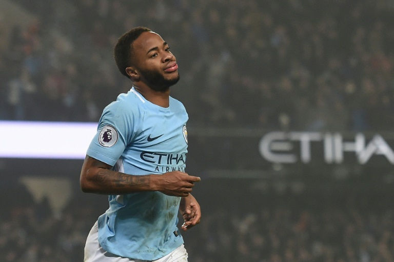 Man jailed for racially charged attack on Man City's Sterling