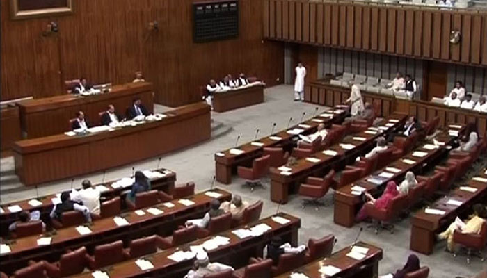 Senate passes crucial amendment bill on delimitation with two-third majority