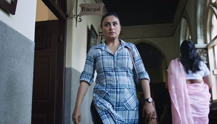 Rani Mukerji returns with inspiring portrayal of Tourette syndrome in 'Hichki'