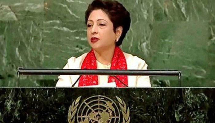 Pak links Kashmir to Palestine at UN