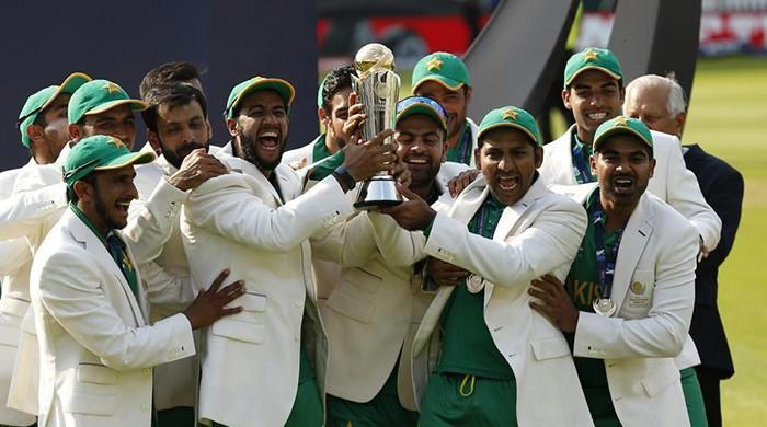 Pakistan Champions Trophy win in the running for ICC moment of 2017