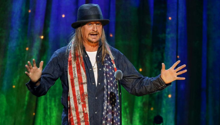 Circus sues Kid Rock for using its slogan