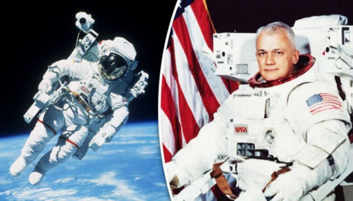 Bruce McCandless, former NASA astronaut, dies at 80