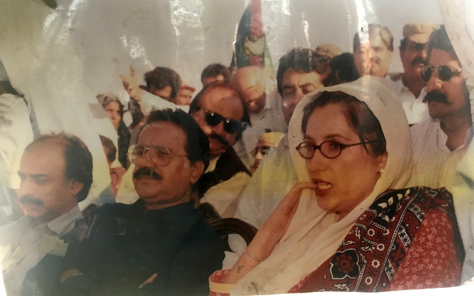 Benazir Bhutto did not die from shots or blast - Telegraph Benazir bhutto autopsy photos