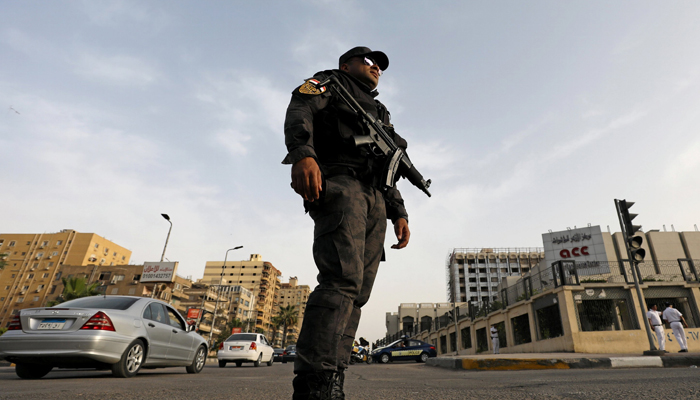 Egypt Carries out Mass Execution of Islamic Militants