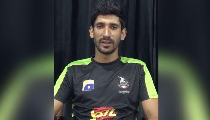 Salman Irshad credits Lahore Qalandars for happiest day of his life