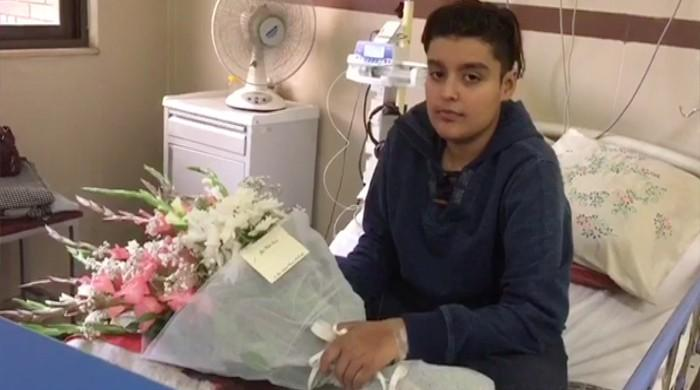 14-year-old from Punjab requests COAS to help with his heart transplant