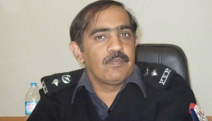 SSP Gondal has left behind his wife and two young children
