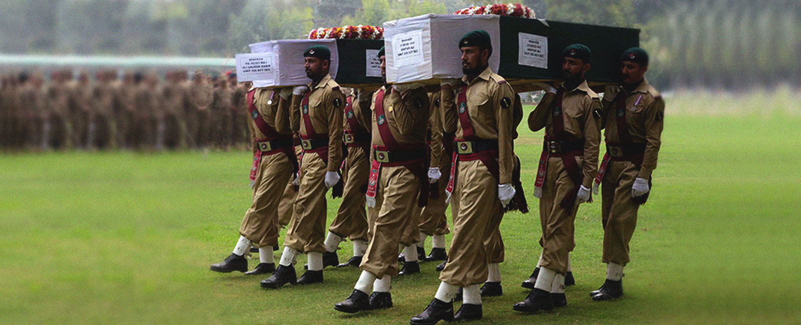 Pakistani Officer Embraces Martyrdom in the Line of Duty