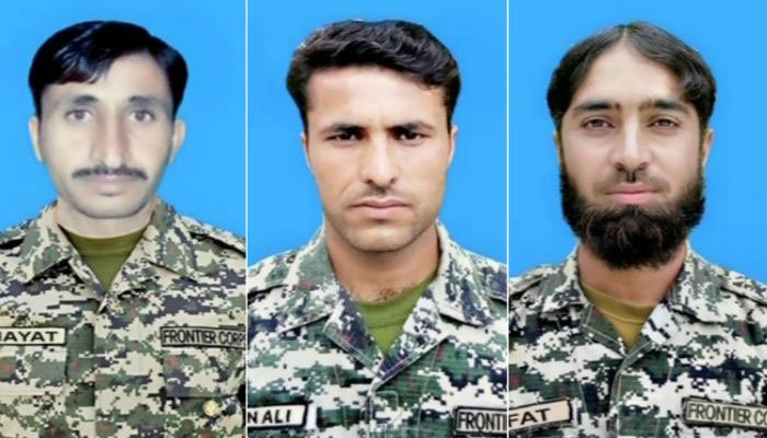 In the line of duty: The uniformed martyrs of 2017 | Pakistan - Geo tv