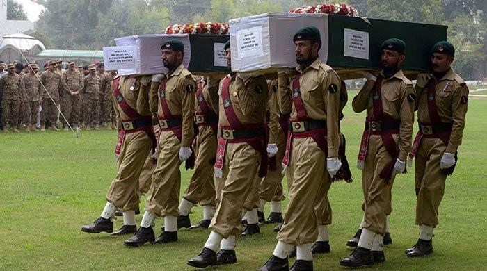 In the line of duty: The uniformed martyrs of 2017