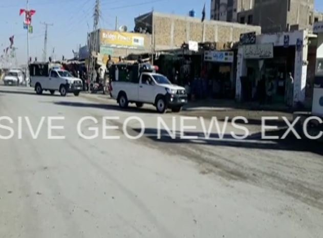 Eight injured in two explosions in Chaman