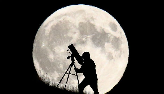 Full 'Wolf Moon' to illuminate sky tonight