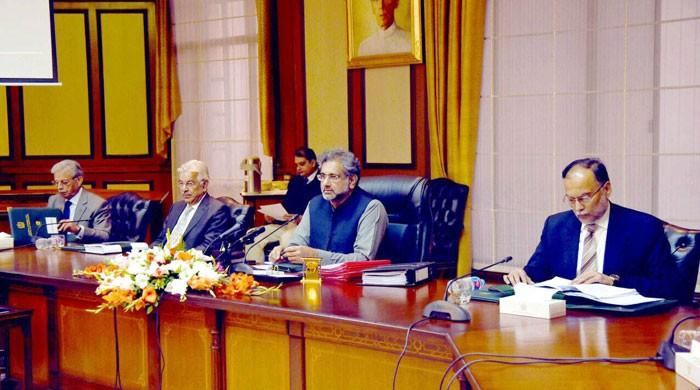 Cabinet meeting told Pakistan has several options after US aid withdrawal: sources