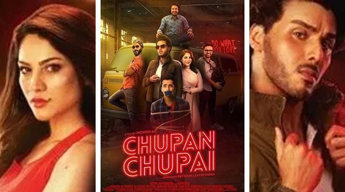 'Chupan Chupai': Ahsan Khan's best performance yet!