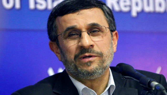 Iranian ex-President Ahmadinejad arrested for inciting unrest