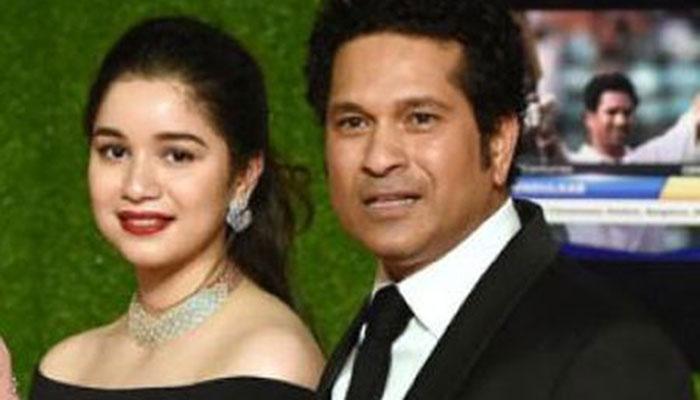 Indian Police Arrests Man For Stalking Sachin Tendulkars Daughter