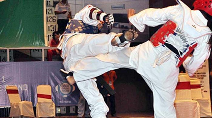 Pak judokas to undergo training in Hungary for 2020 Olympics