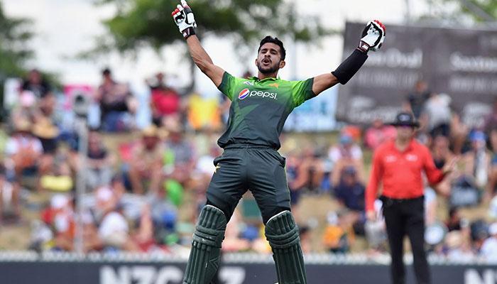 Pakistan wins toss, bats in 2nd ODI vs. New Zealand