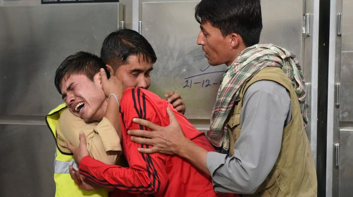 Extremism is not a small problem for Hazaras