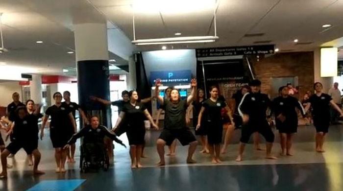 WATCH: Pakistan team greeted with Maori 'Haka' dance in Dunedin