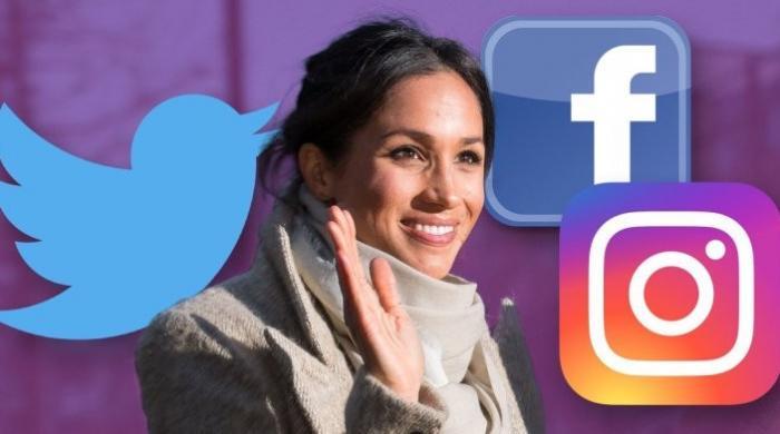 Meghan Markle deletes all her social media accounts