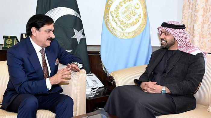 Pakistan, UAE committed to taking bilateral ties to further heights