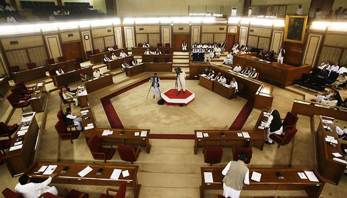Balochistan Assembly meets today to elect new leader of house