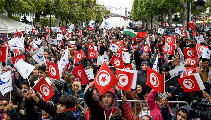 Tunisia protests: More than 770 arrested after days of unrest
