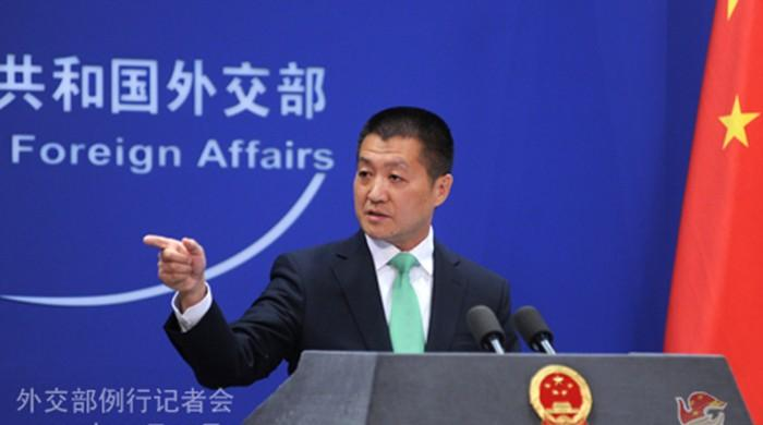 Indian army chief's remarks can't help preserve peace of border area: China