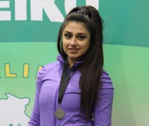 Powerlifter Maryam Nasim eyes gold medal in her next challenge