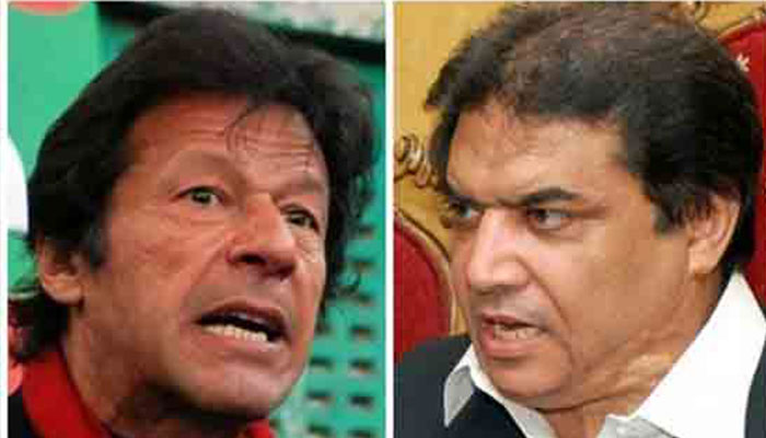 Khawaja Asif wants Imran Khan be grilled on 'lanti' remark