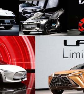 Detroit Auto Show: A look at the latest vehicles