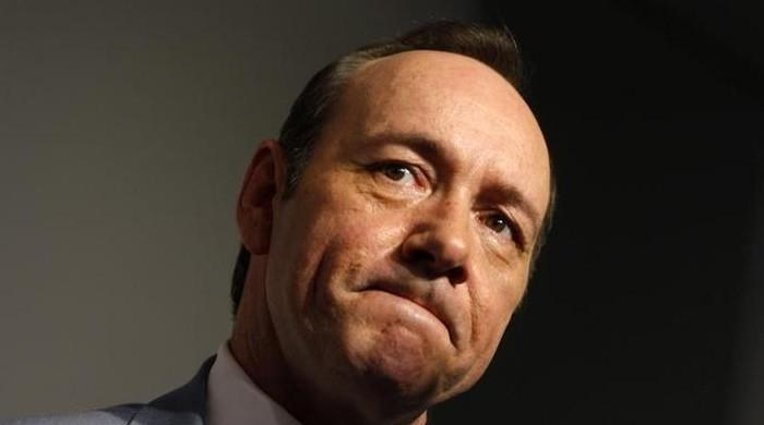 After sexual assault allegations, Kevin Spacey accused of racism