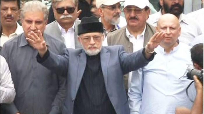 Protest to start at noon tomorrow, says Qadri