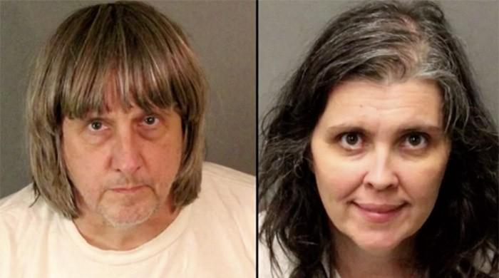Parents charged after 13 siblings found starved, chained in California