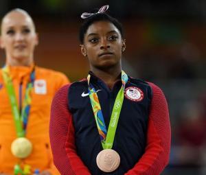 Simone Biles: 'I was abused' by USA gymnastics doctor