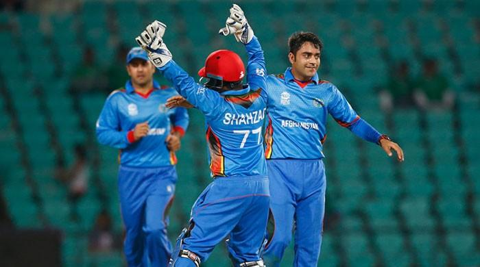 Afghanistan to make Test debut in India in June