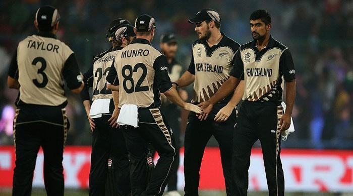 New Zealand name T20 squad to face Pakistan